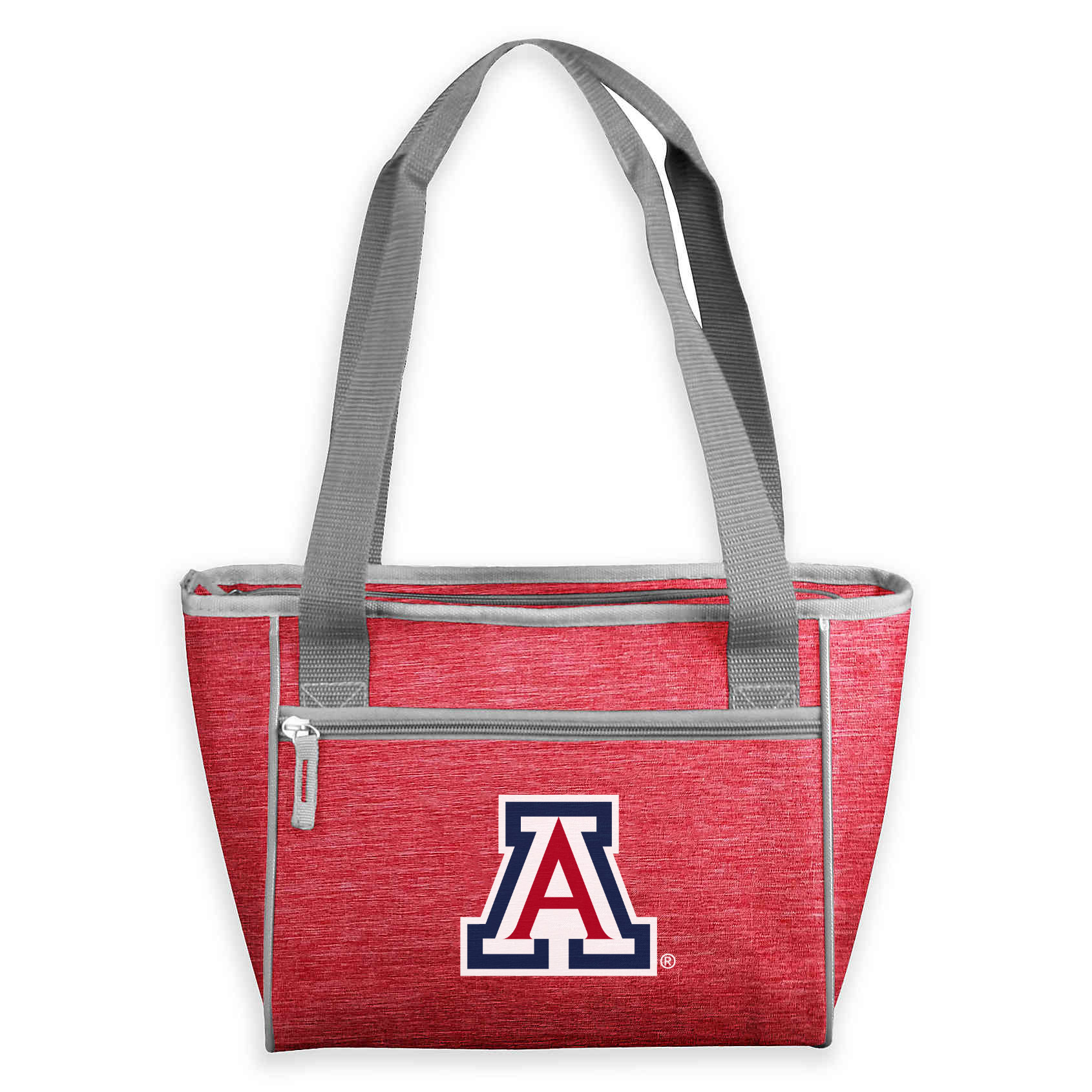 Image For LOGO Brands: Arizona Crosshatch 16-Can Cooler Tote