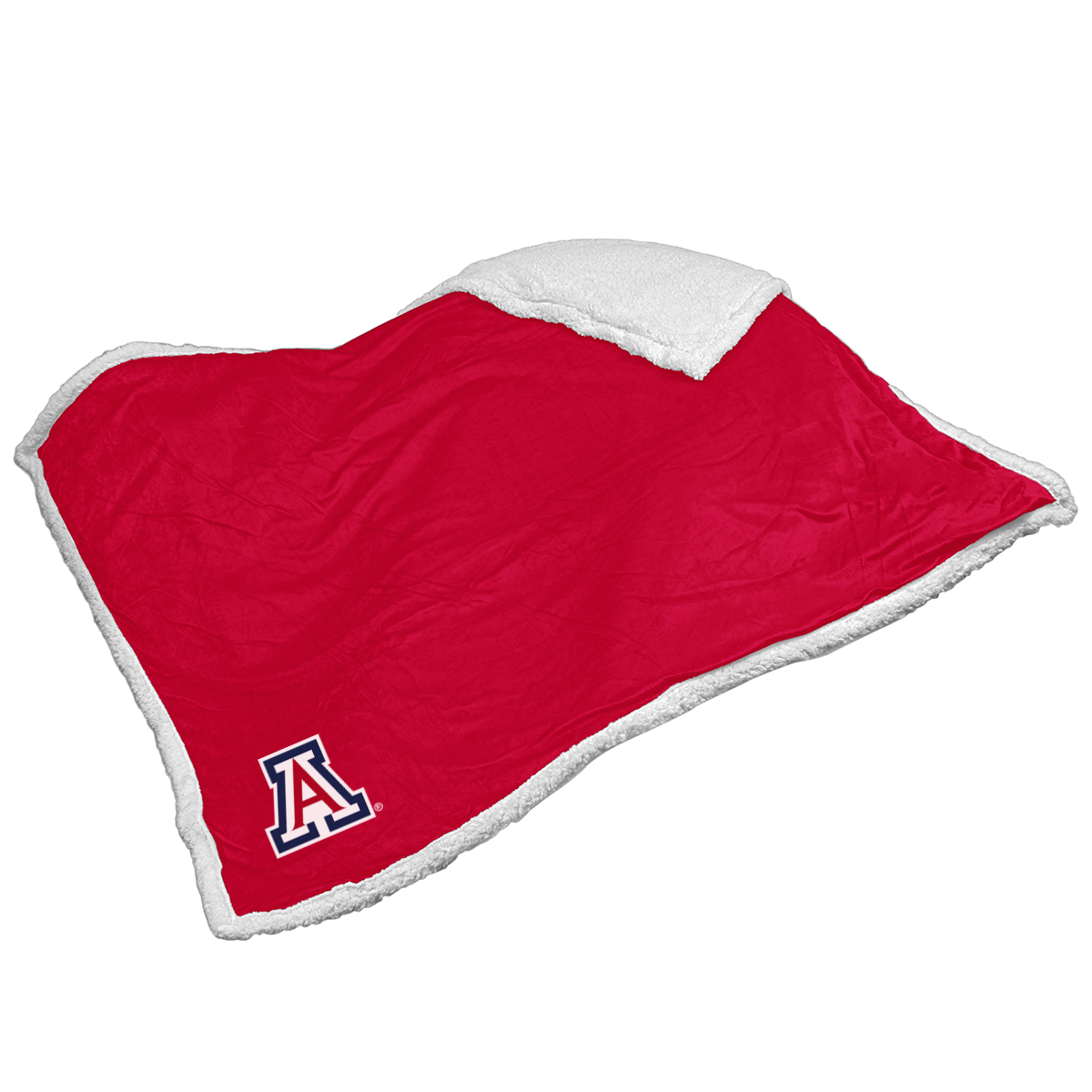 Image For Blanket: Arizona Sherpa Throw Blanket by LOGO Brands