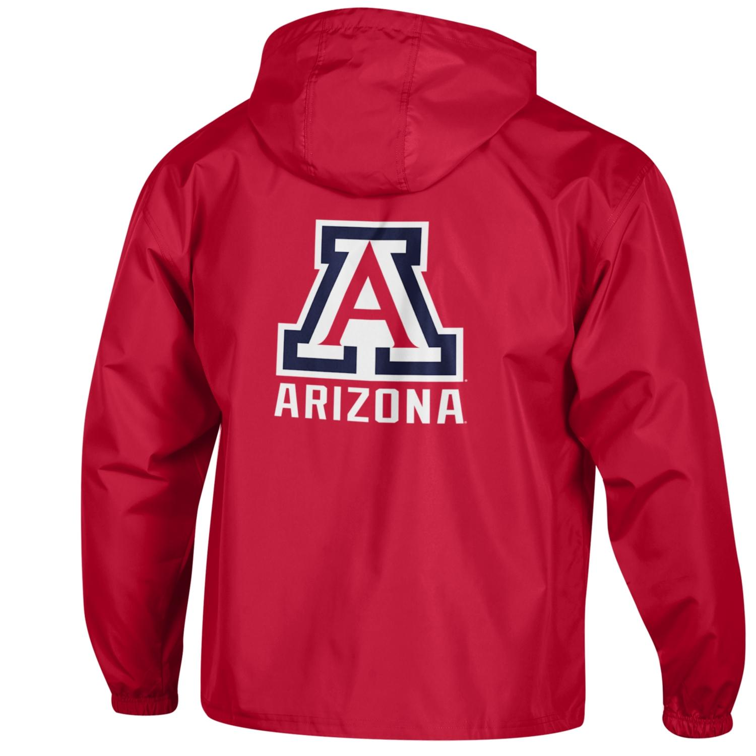 Image For Champion: Arizona Men's Packable Jacket - Red