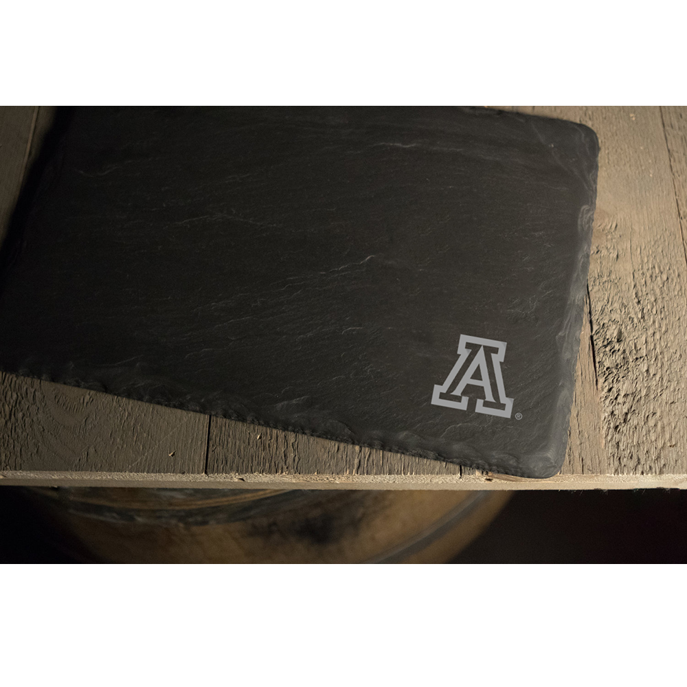Image For Timeless Etchings: Arizona Slate Serving Tray