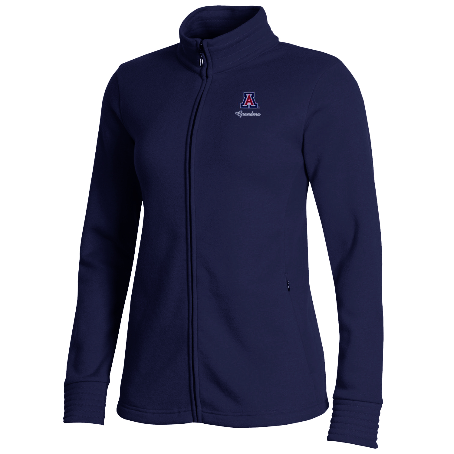 Image For Gear For Sports: Arizona GRANDMA Mira Full Zip Jacket - Navy