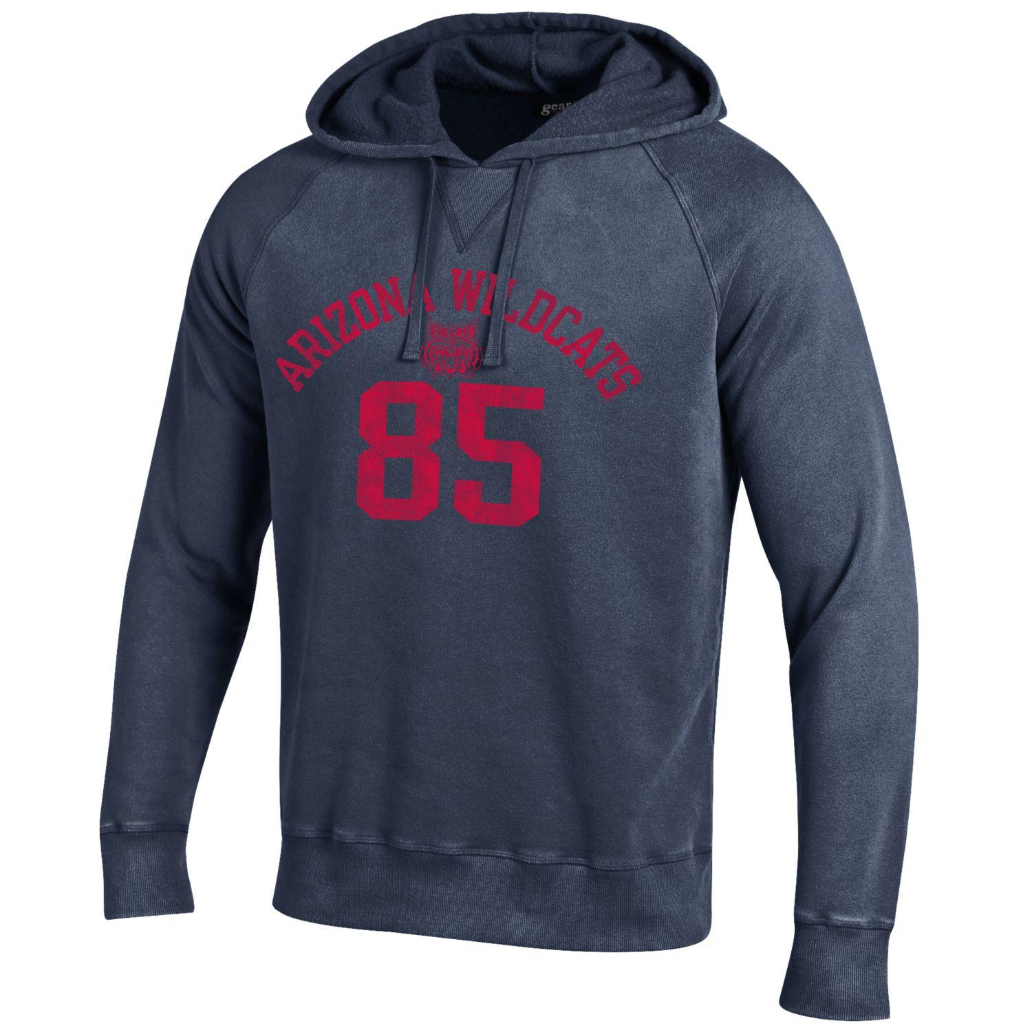 Image For Gear For Sports: Arizona Wildcats 85 Outta Town Hood - Navy