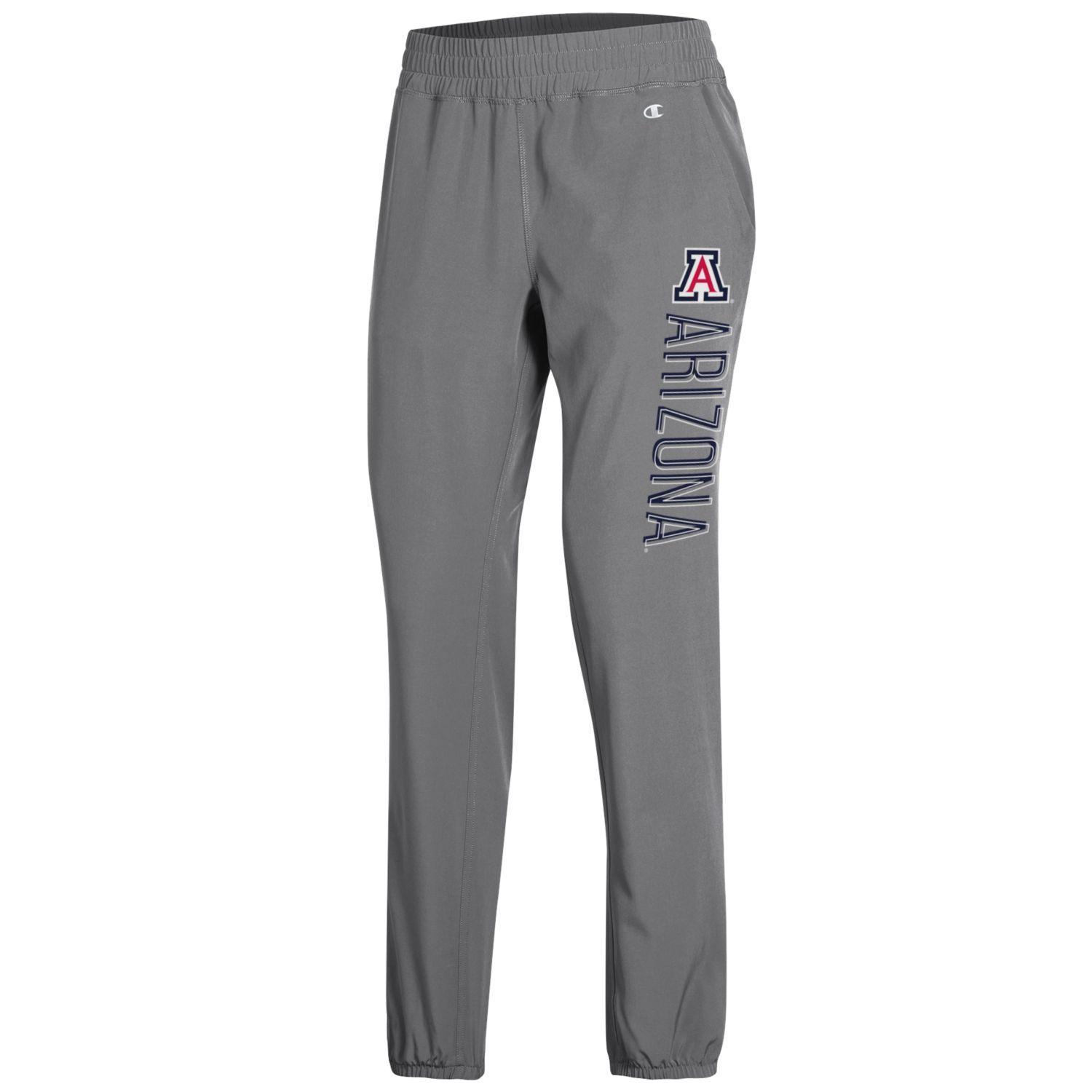 Image For Champion: Arizona Women's Team Pant - Grey
