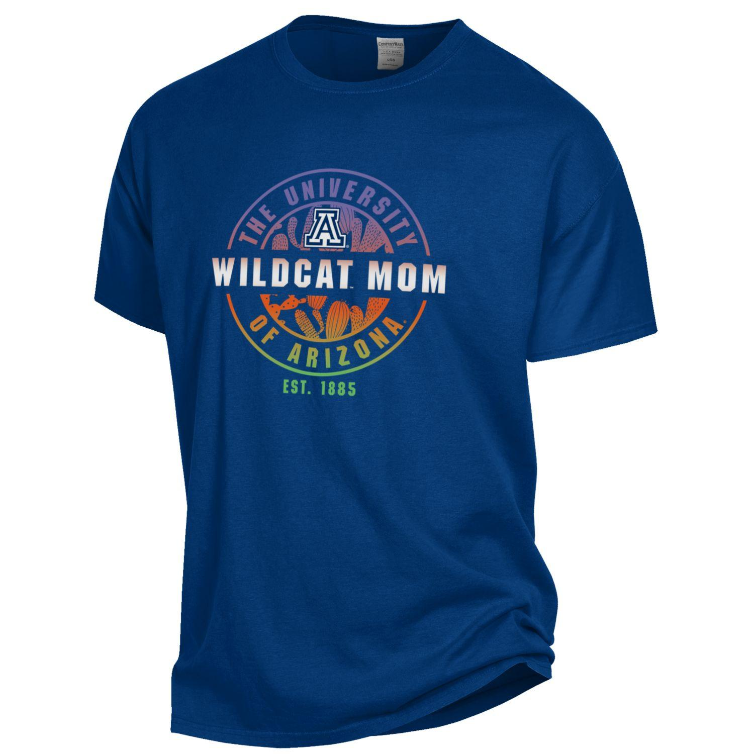 Cover Image For Gear For Sports: Arziona Wildcat MOM Comfort Wash-Navy