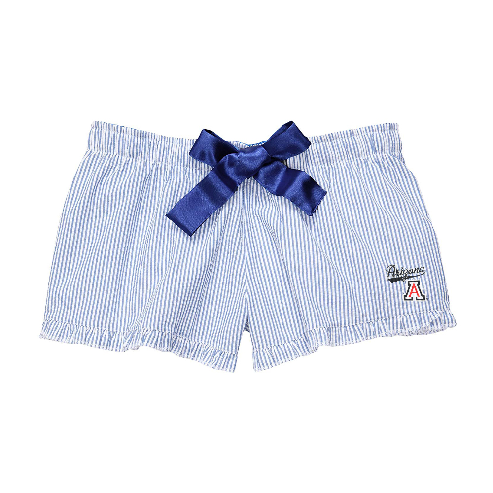 Image For Boxercraft: Arizona Ladies V.I.P. Shorts - Seersucker