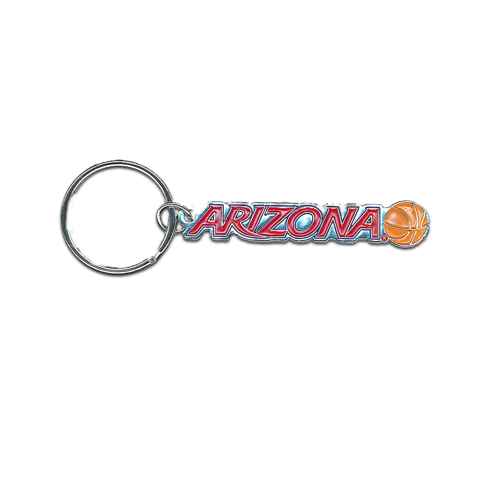Image For Keychain: Arizona Varsity Basketball