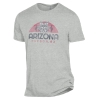 Cover Image for Gear Alternative: Arizona Tucson AZ Keeper Tee - Silver