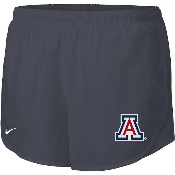 Image For Nike: Arizona Women's MOD Dri-FIT Tempo Short - Anthracite