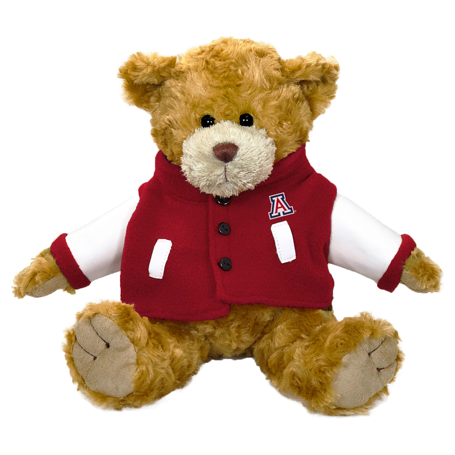 Image For Mascot Factory: Arizona Chase Varsity JP Brown Bear