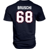 Cover Image for Blue 84: Arizona TEDY BRUSCHI 68 Adult Tee - Navy