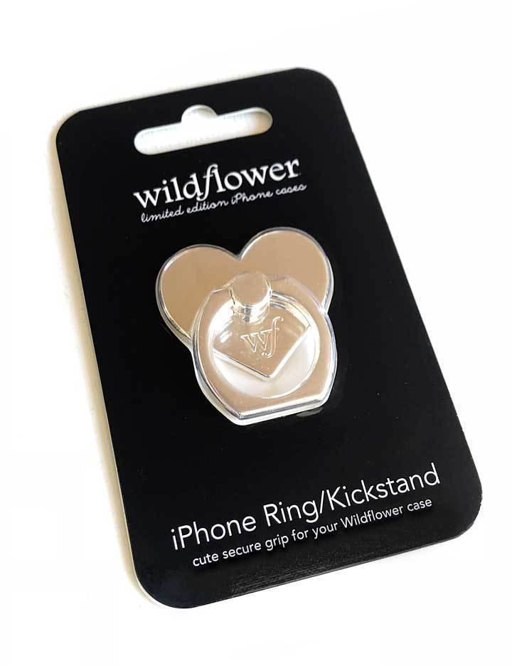 Image For Wildflower iPhone Ring Stand/Holder