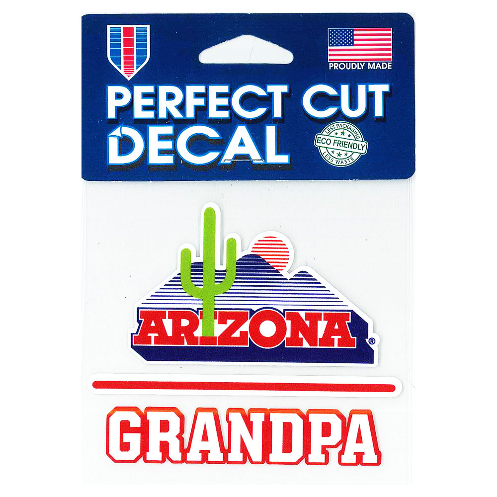Image For Decal: Arizona Vault Cactus GRANDPA