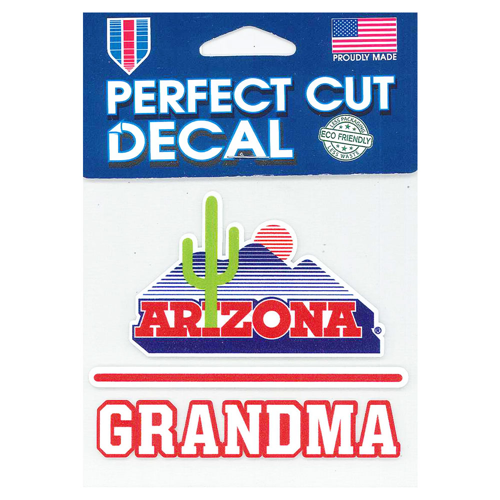 Image For Decal: Arizona Vault Cactus GRANDMA