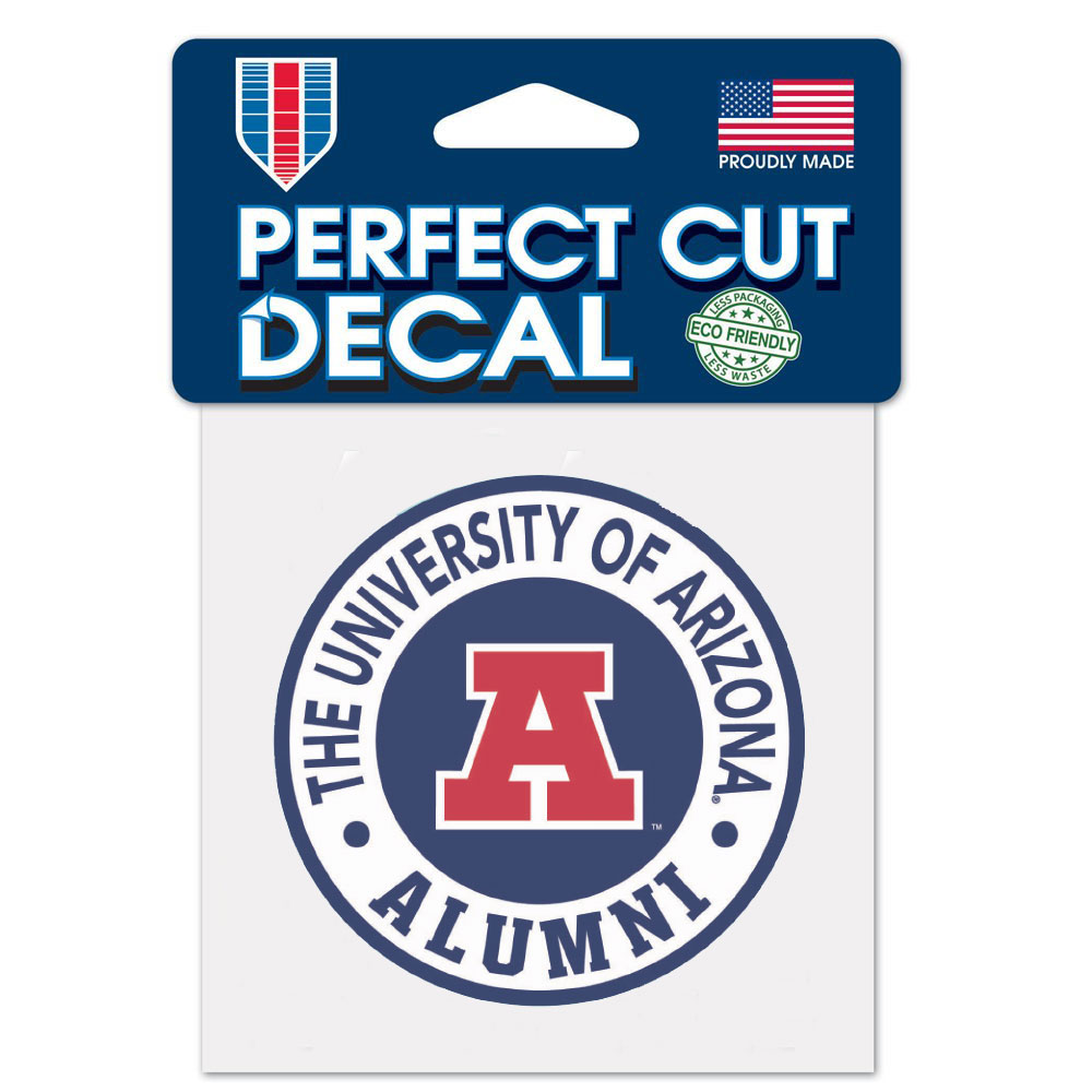 Image For Decal: The University of Arizona ALUMNI