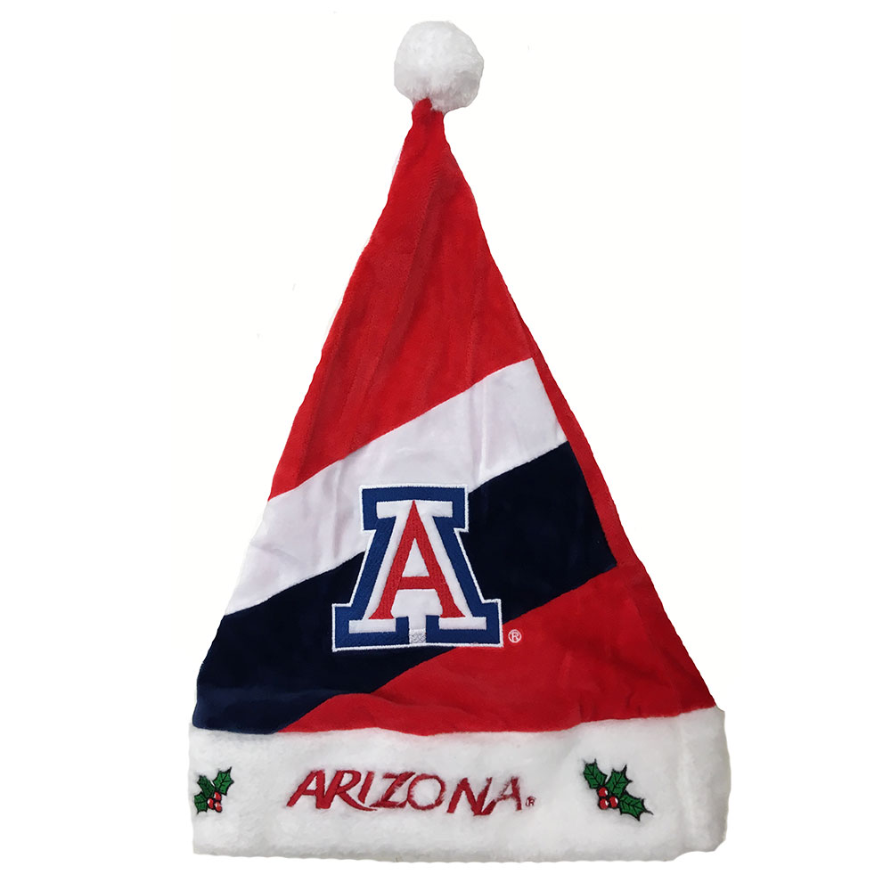 Image For Forever Collectiables: Arizona Santa Hat