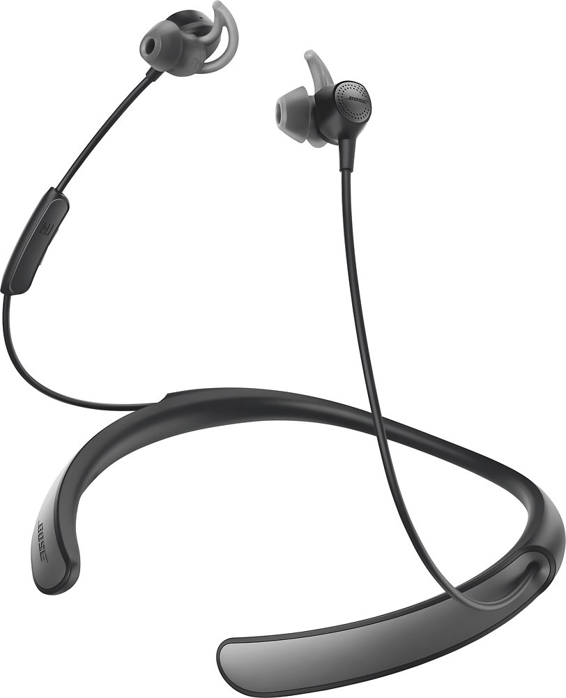 Image For Bose: QuietControl™ 30 wireless headphones - Black
