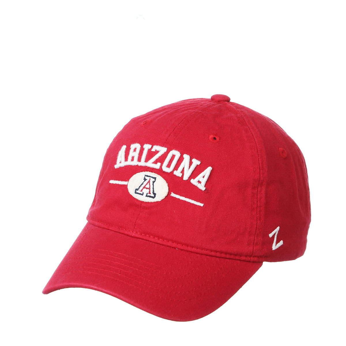 Image For Zephyr: Arizona Hockey Scholarship Cap - Red