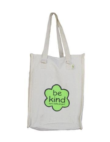 Image For Ben's Bells: Eco Canvas Tote