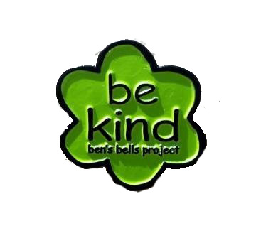 "Image For Ben's Bells: ""Be Kind"" Lapel Pin"
