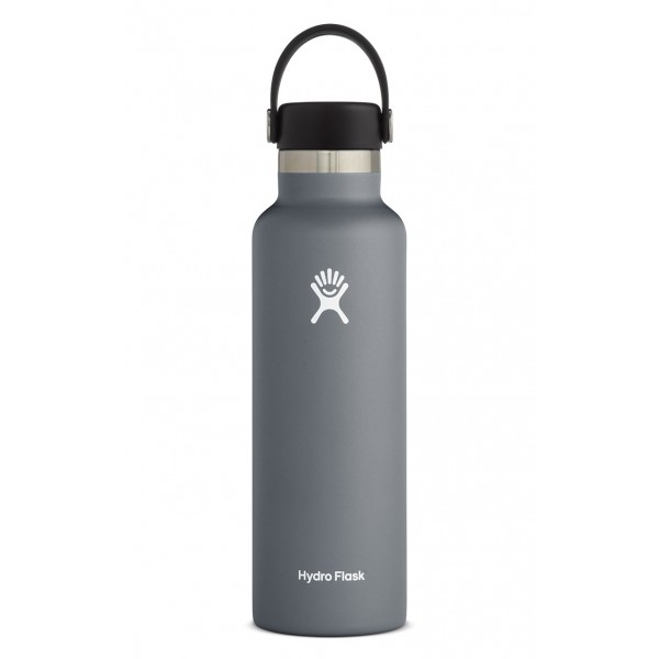 Image For Hydro Flask: 21 oz Standard Mouth - Stone