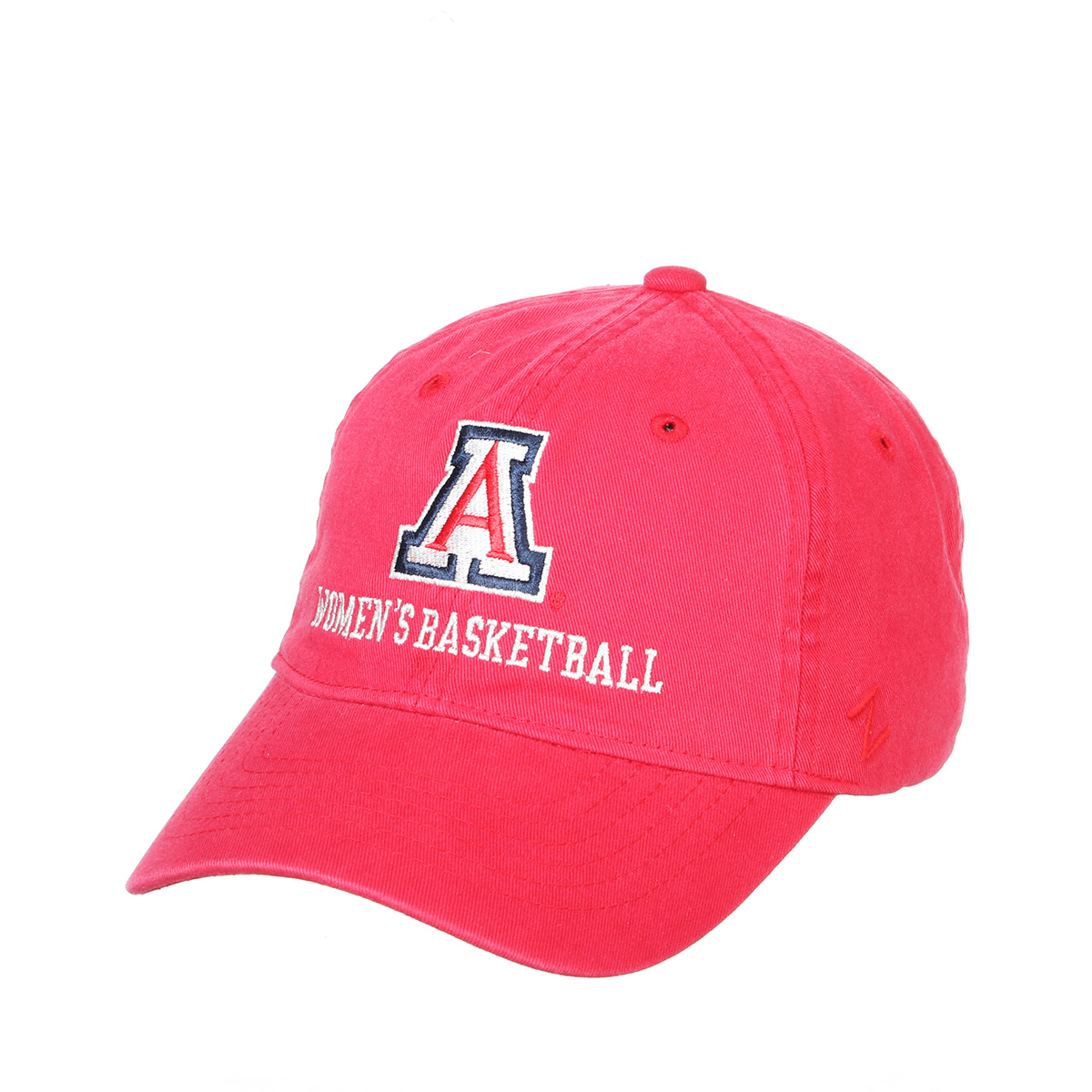 Image For Zephyr: Arizona Women's Basketball Scholarship Cap - Red