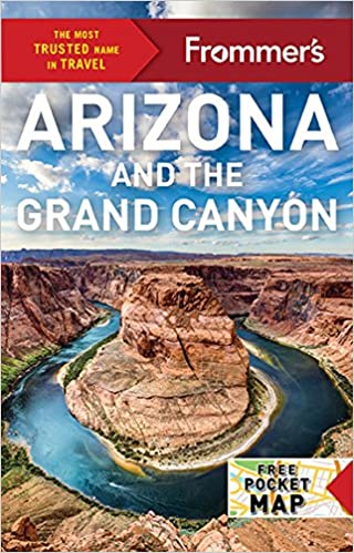 Image For Frommer's Arizona and the Grand Canyon (Complete Guides)