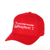 Cover Image for Arizona Biosphere 2: Adjustable Cap - Red