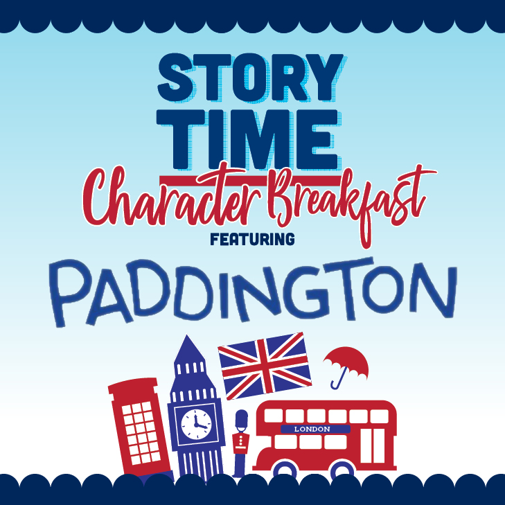 Image For STORYTIME CHARACTER BREAKFAST