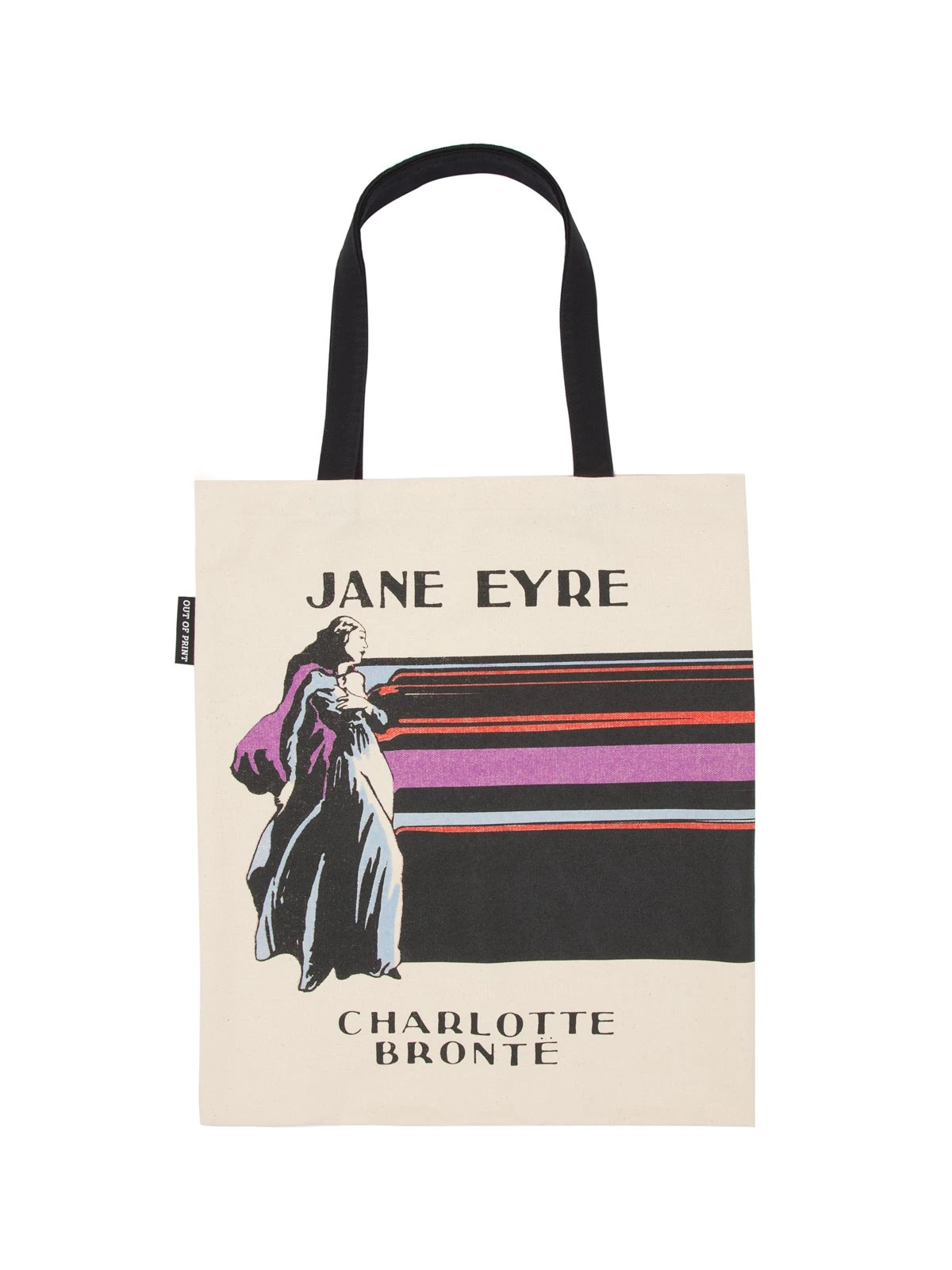 Image For Jane Eyre Tote Bag