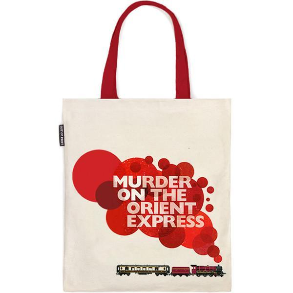 Image For Murder On The Orient Express Tote Bag