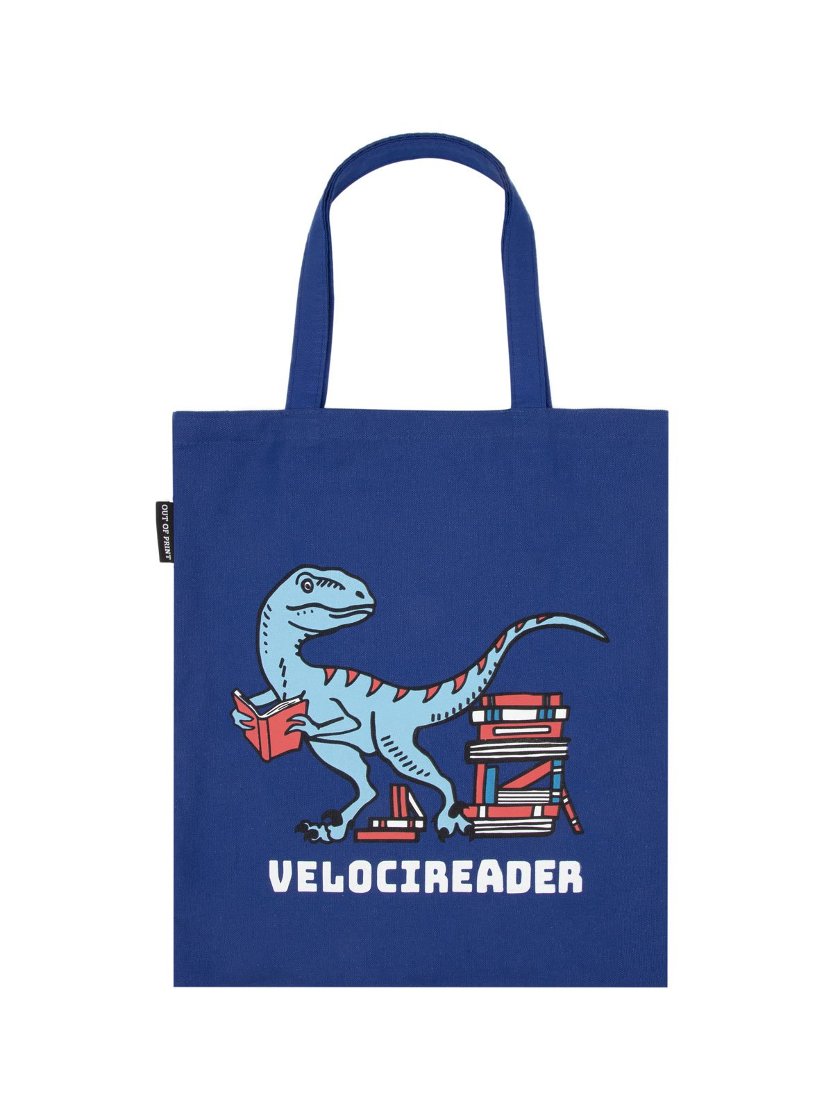 Image For Velocireader Tote Bag