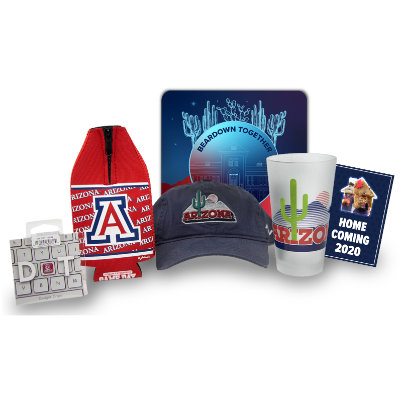 PRE-ORDER Now! Exculsive Arizona Homecoming 2020 Kit