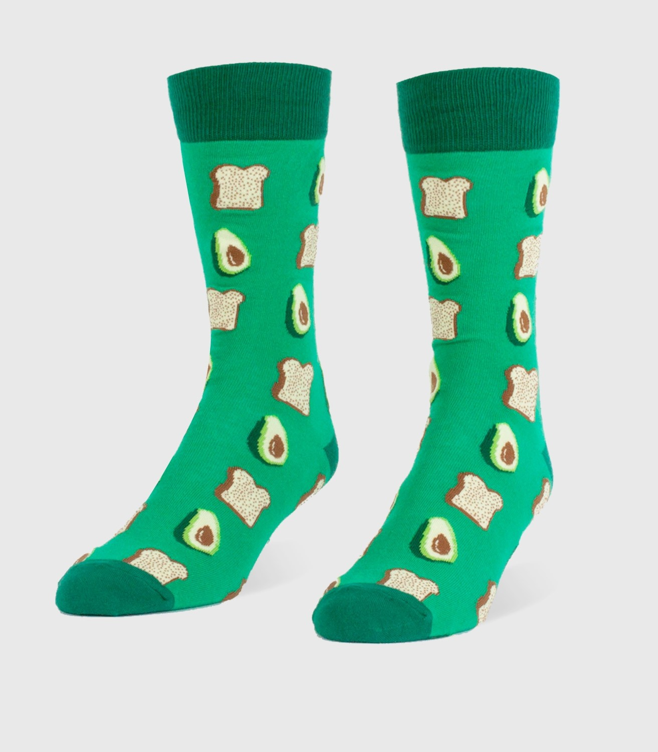 Image For Avocados & Toast Socks