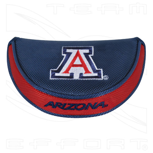 Image For Team Effort: Arizona Mallet Putter Cover