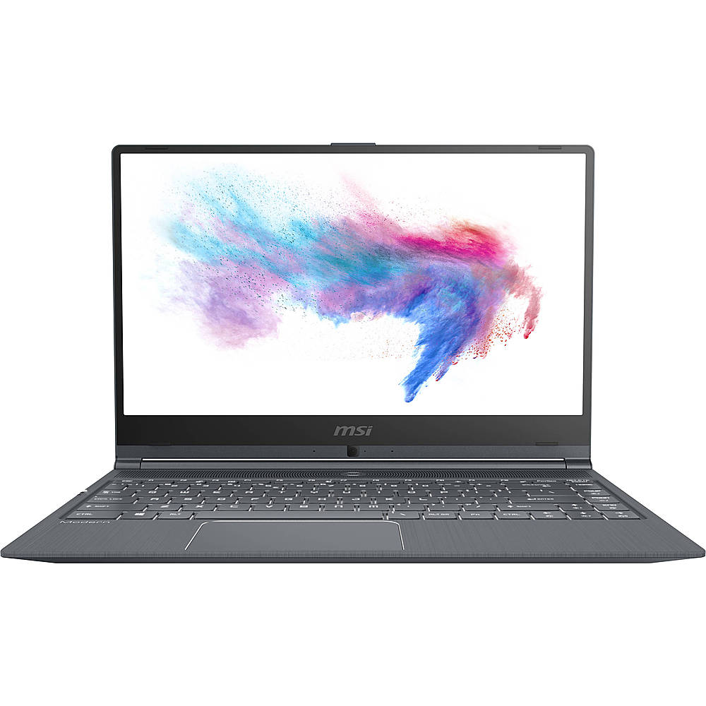 "Image For MSI Modern 14"" Laptop - 2019"