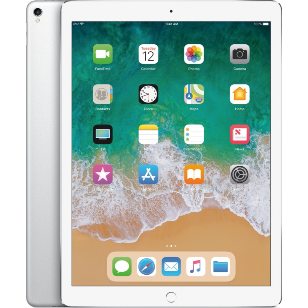 "Image For iPad Pro 12.9"" (2017) with WiFi 64GB Silver"