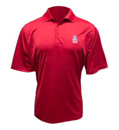Image For Men's Polo<br>Red