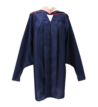 Image For Master Degree Gown