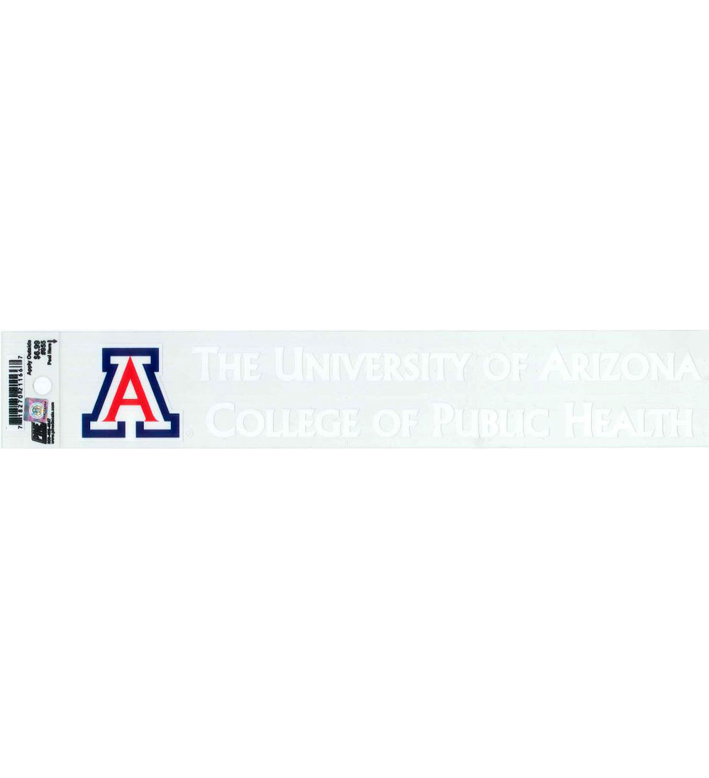 Image For Decal: Arizona College Of Public Health