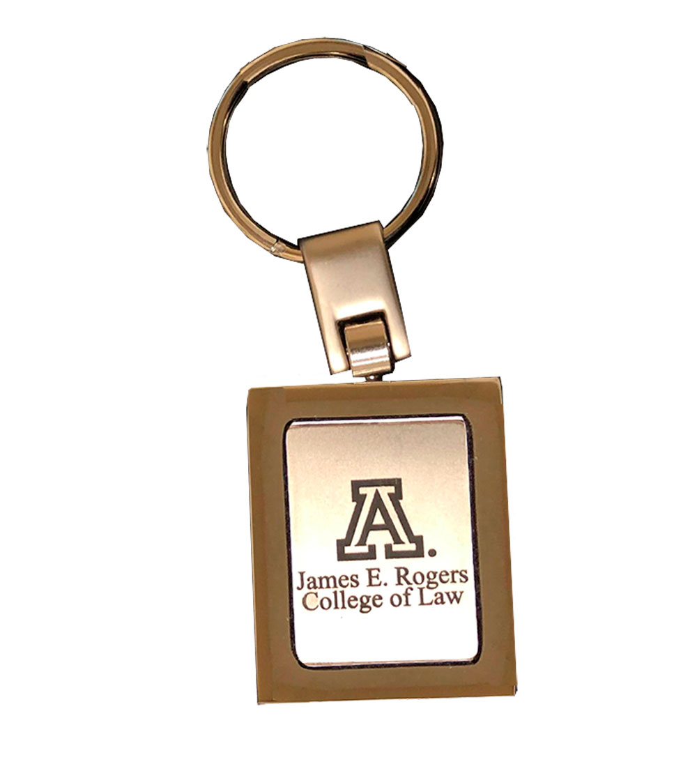 Image For Keychain: Arizona James E. Rogers College of Law Square